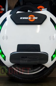 kingsong-14d-white-front