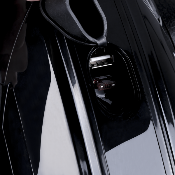 KS-Kingsong-14S-negro-monociclo-electrico-potenta-buton-USB