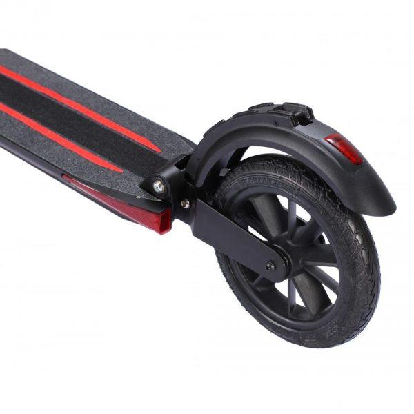 e-twow-booster-plus-s2-monopatin-electrico-negro-rueda-trasera