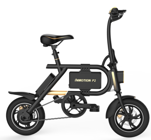 Bicicleta electrica inmotion p2